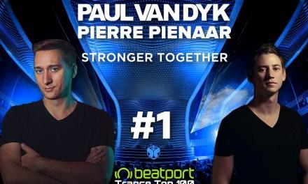 """Paul van Dyk & Pierre Pienaar Inspire Us To Be """"Stronger Together"""""""