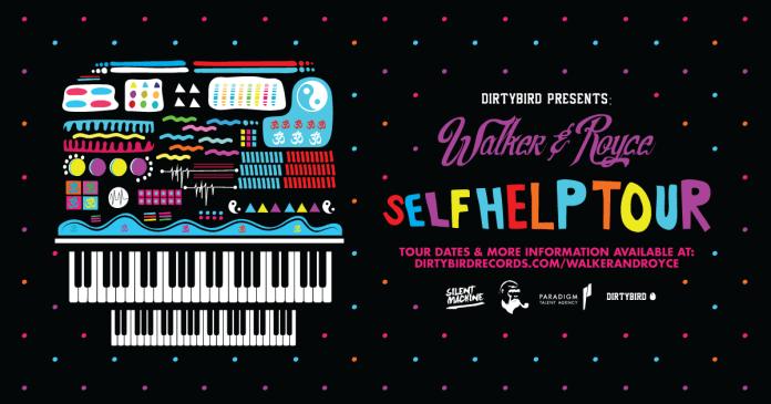 Walker & Royce Self Help Tour