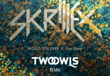 Skrillex Would U Ever TWO OWLS Remix