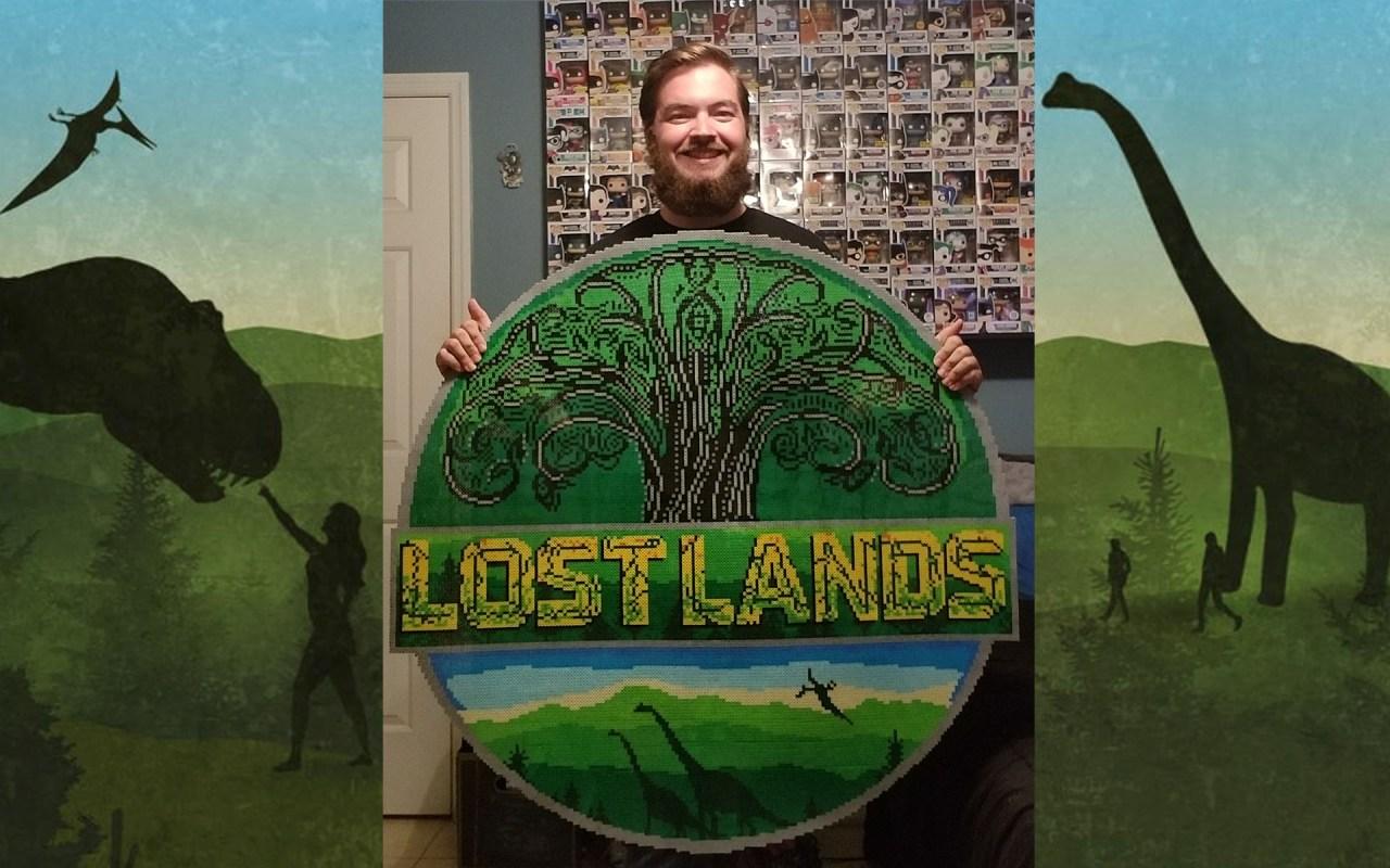 ID Culture || Meet Richard Hoffmann, Lost Lands Perler Creator