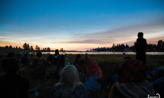 Our Journey To Totality At Oregon Eclipse Gathering