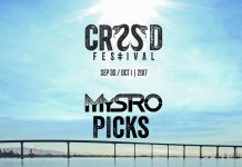 MyStro's CRSSD Festival Fall 2017 Top Picks