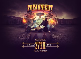 FreakNight 2017 Lineup Revealed
