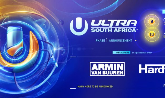 Ultra South Africa 2018    Phase One Lineup Announced!