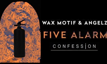 """Wax Motif & ANGELZ Join Forces on """"Five Alarm"""""""