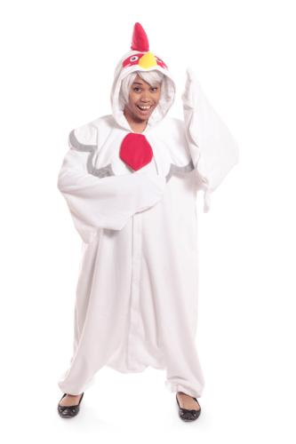 White Rooster Kigurumicom