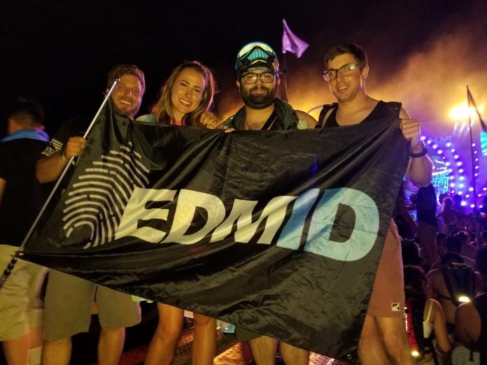 EDM Identity Team EDC Las Vegas 2017