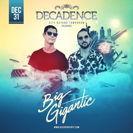 Decadence Colorado Big Gigantic