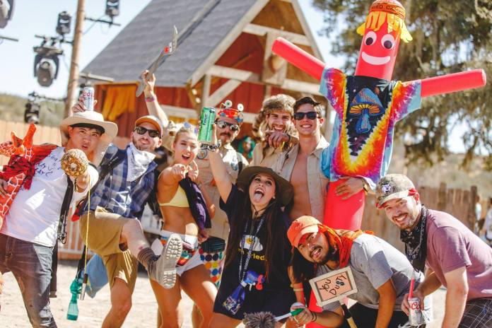 Dirtybird Campout 2017