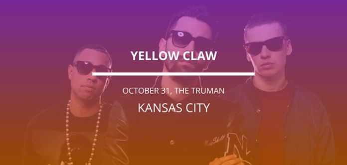yellow claw kansas city