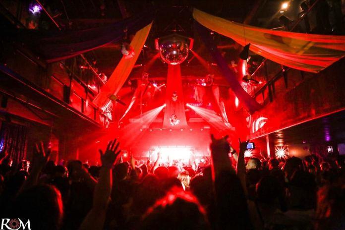 Halloween Denver 2016 Beta Nightclub