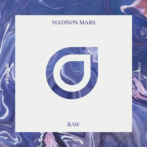 Madison Mars - Raw Cover