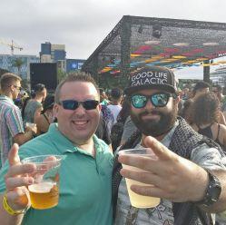 Matt & Grant at CRSSD Festival Fall 2017