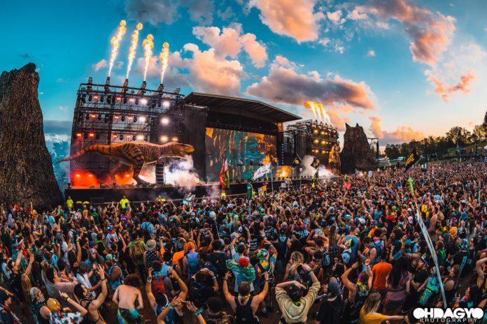 Lost Lands Music Festival 2017 Prehistoric Paradox