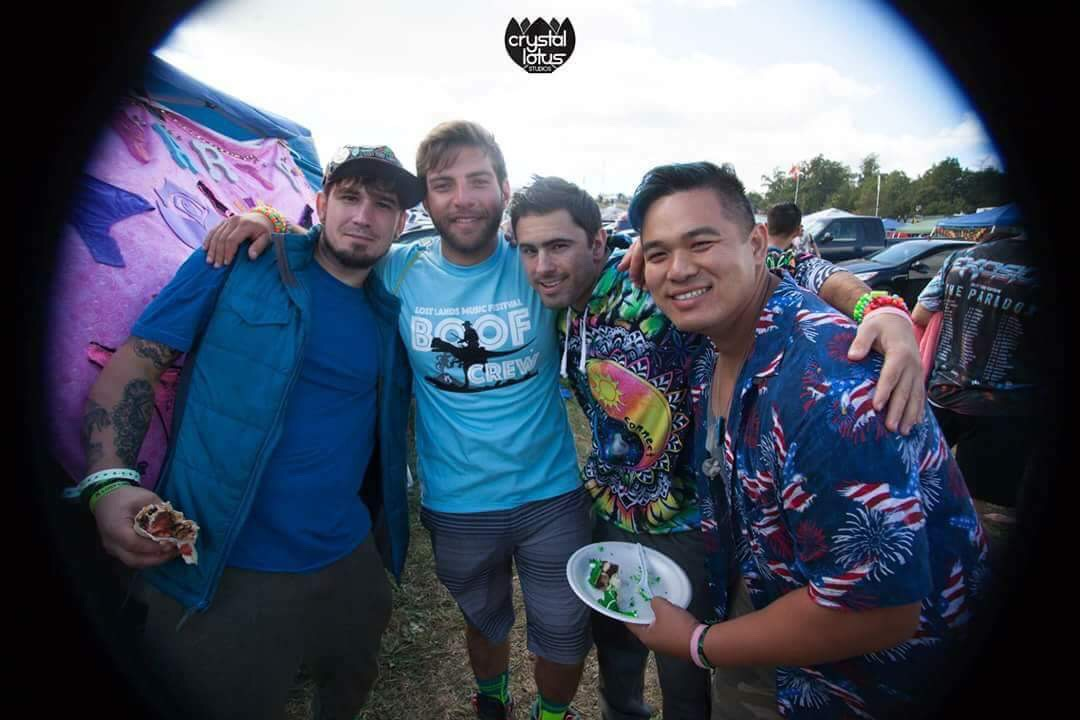Lost Lands Camp 2017