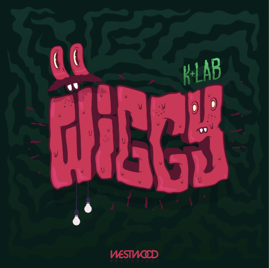K+Lab Wiggy Album Art