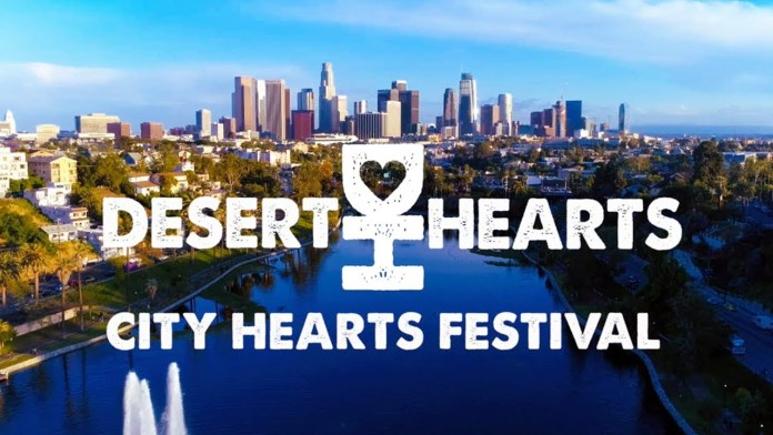 Desert Hearts City Hearts Helping Hearts