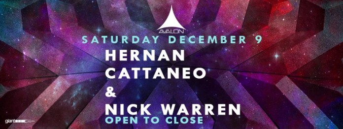 Hernan Cattaneo & Nick Warren