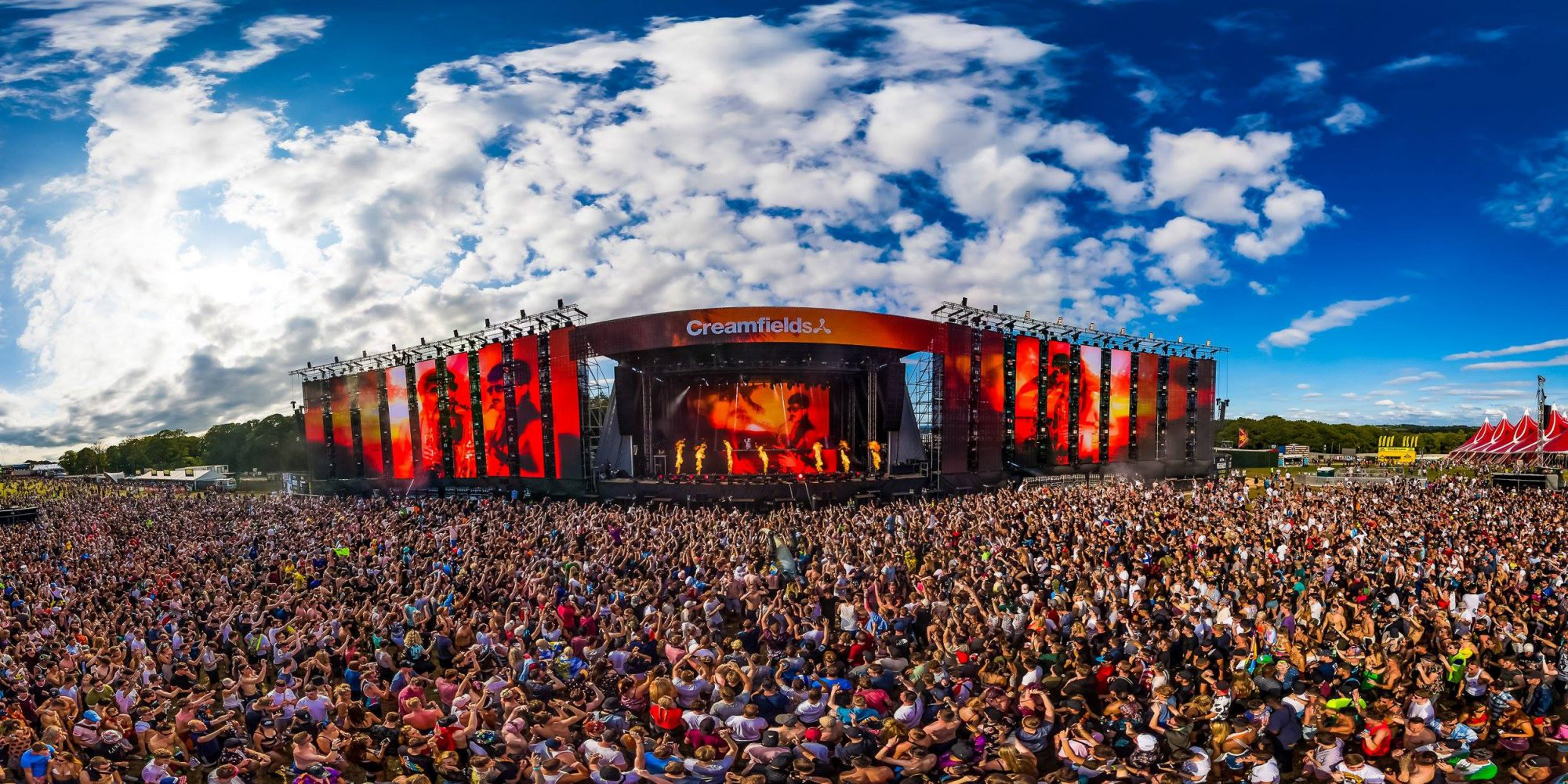 Creamfields Drops Massive Lineup For 2018! | EDM Identity