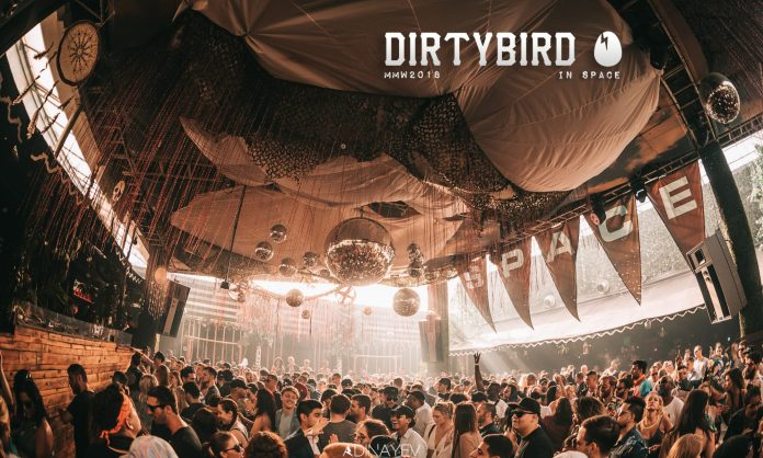 Dirtybird Players Miami Music Week 2018 Club Space