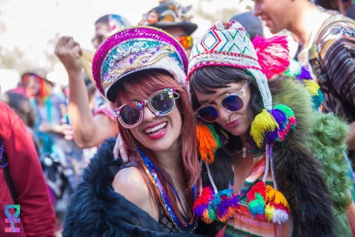 Desert Hearts Festival Fashion: Hats