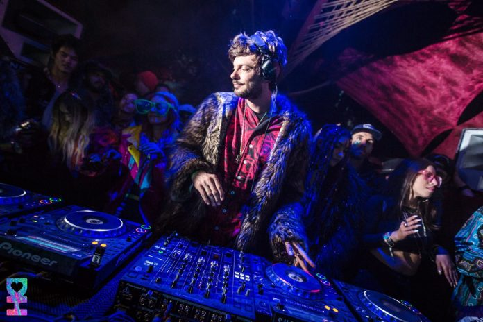 Sacha Robotti at Desert Hearts Festival