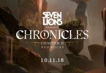 Seven Lions Chronicles: Chapter 2 at Red Rocks 2018