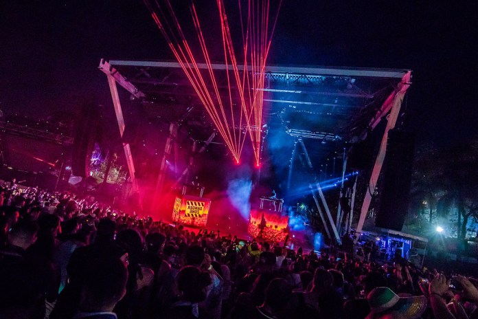 Ultra Music Festival 2018 Live Stage Tchami Malaa