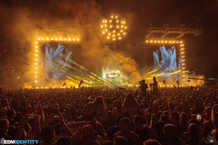 Ultra Music Festival 2018 Swedish House Mafia
