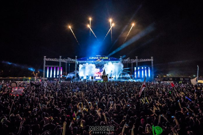 Moonrise Festival Releases Lineup For 2018 Featuring Marshmello