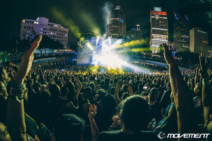 Movement Music Festival 2017
