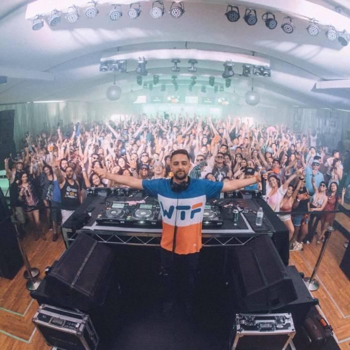 Wuki @ Heineken House Coachella 2018