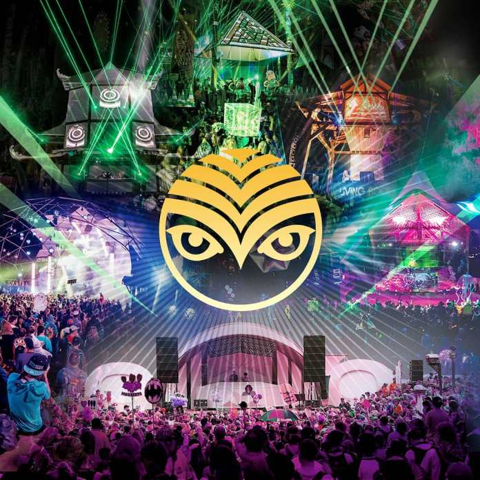 Shambhala 2018 Stages