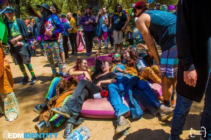 Desert Hearts Festival 2018 Inflatable