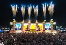 EDC Las Vegas 2018 cosmicMEADOW