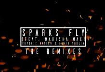 Euphoric Nation & David Thulin - Sparks Fly (The Remixes)