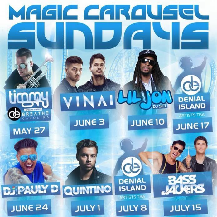 Magic Carousel Sundays