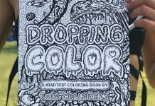 """Luis Colindres """"Dropping Color"""""""