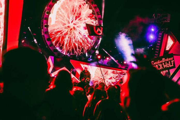 Flux Pavilion b2b Doctor P EDC Las Vegas 2018