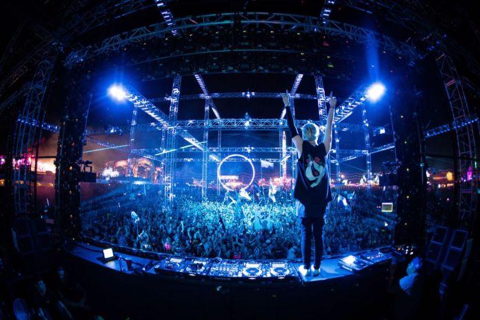 ALPHA 9 at EDC Las Vegas 2018