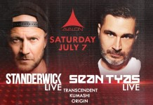 standerwick sean tyas avalon hollywood