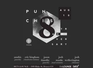 P.U.N.C.H.I.S. 8th Anniversary Beta Nightclub