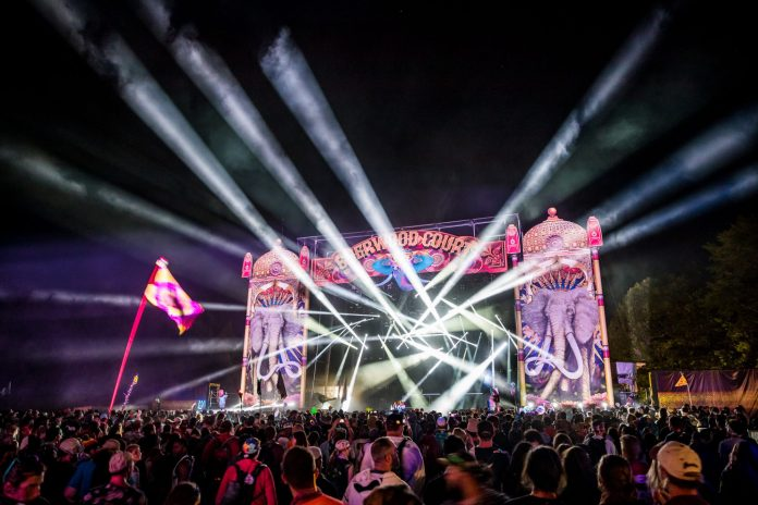 Electric Forest 2018 First Weekend Sherwood Court