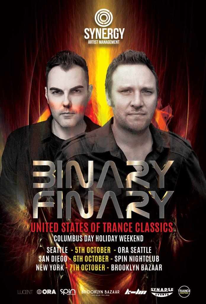 Binary Finary Classic Trance