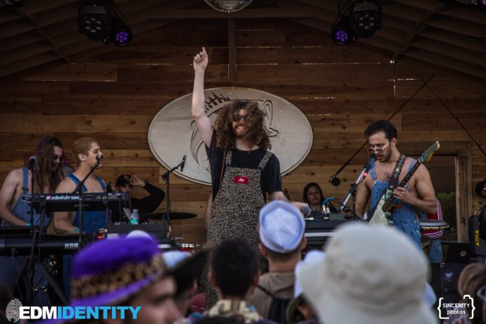 Justin Jay's Fantastic Voyage at Dirtybird Campout West 2018