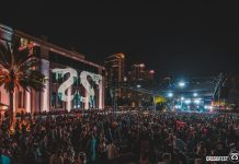CRSSD Festival Fall 2018 - Snakes at Night
