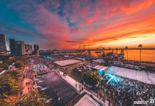 CRSSD Festival Fall 2018 - Sunset