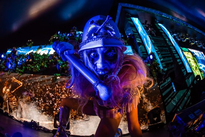 Escape: Psycho Circus 2018 Performer