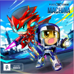 Pixel Terror - Machina