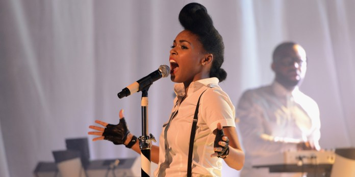 Janelle Monae Performs In Chicago Illinois